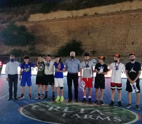 """Με επιτυχία το πρώτο τουρνουά μπάσκετ """"3on3 Flash Open"""""""