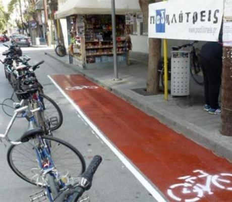 """Στους δρόμους οι """"ΠοδηΛάτρεις"""""""